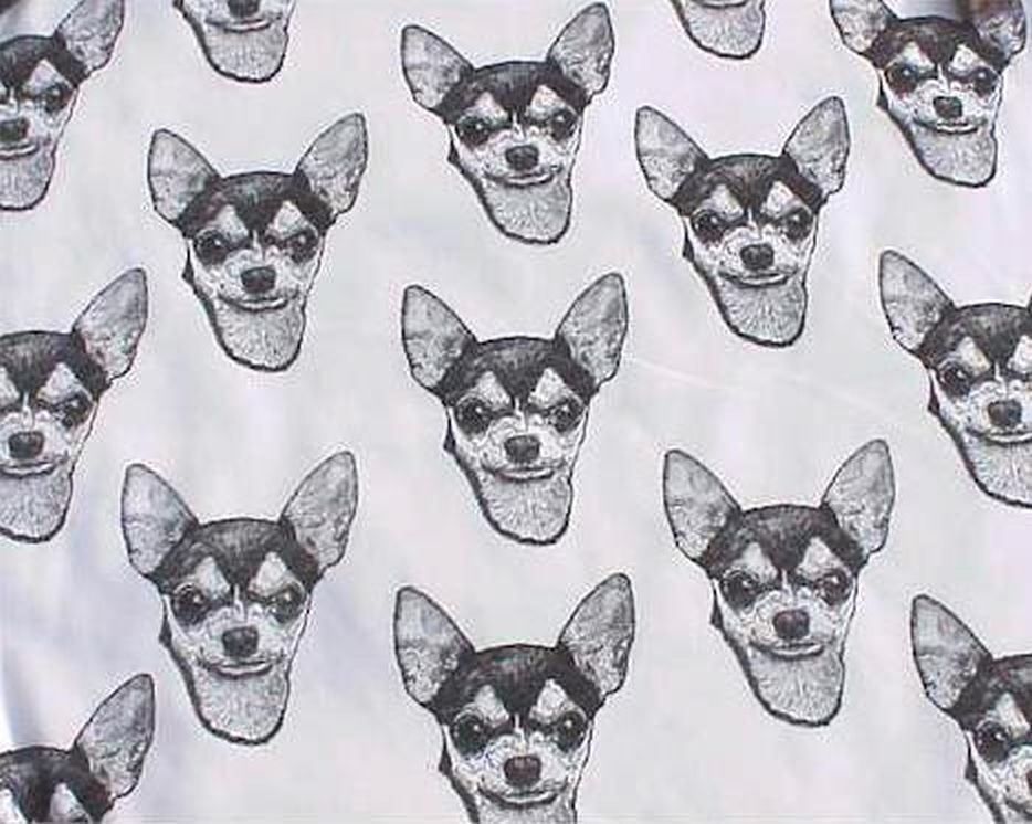 Details about CHIHUAHUA SMOOTH 2 CRAFT FABRIC NEW COLORS