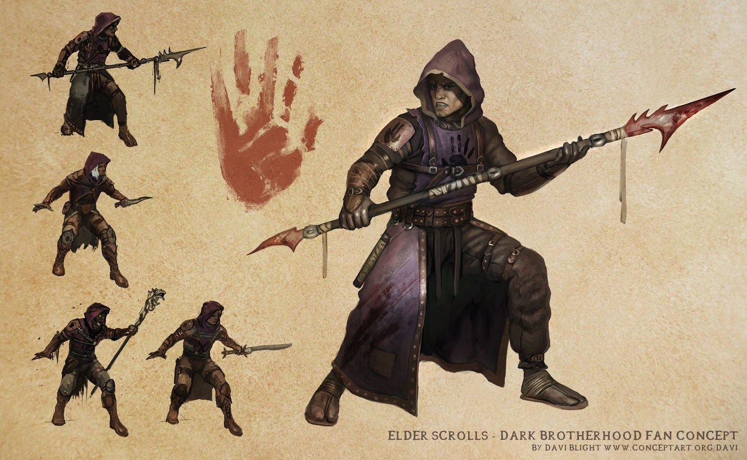 the elder scrolls oblivion concept art - Поиск в Google   the elder ...