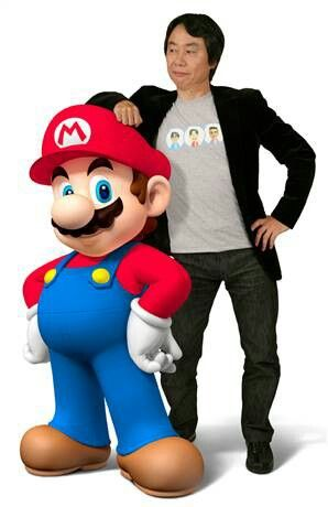 God And Gods Creation Retro Gaming Pinterest Super Mario - Famous video game designers