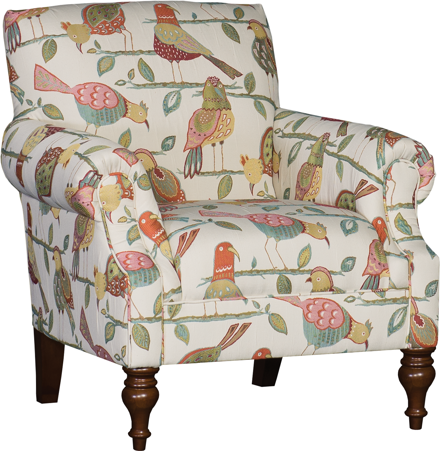 Mayo Furniture 8960 Fabric Chair Looney Birds Carnival