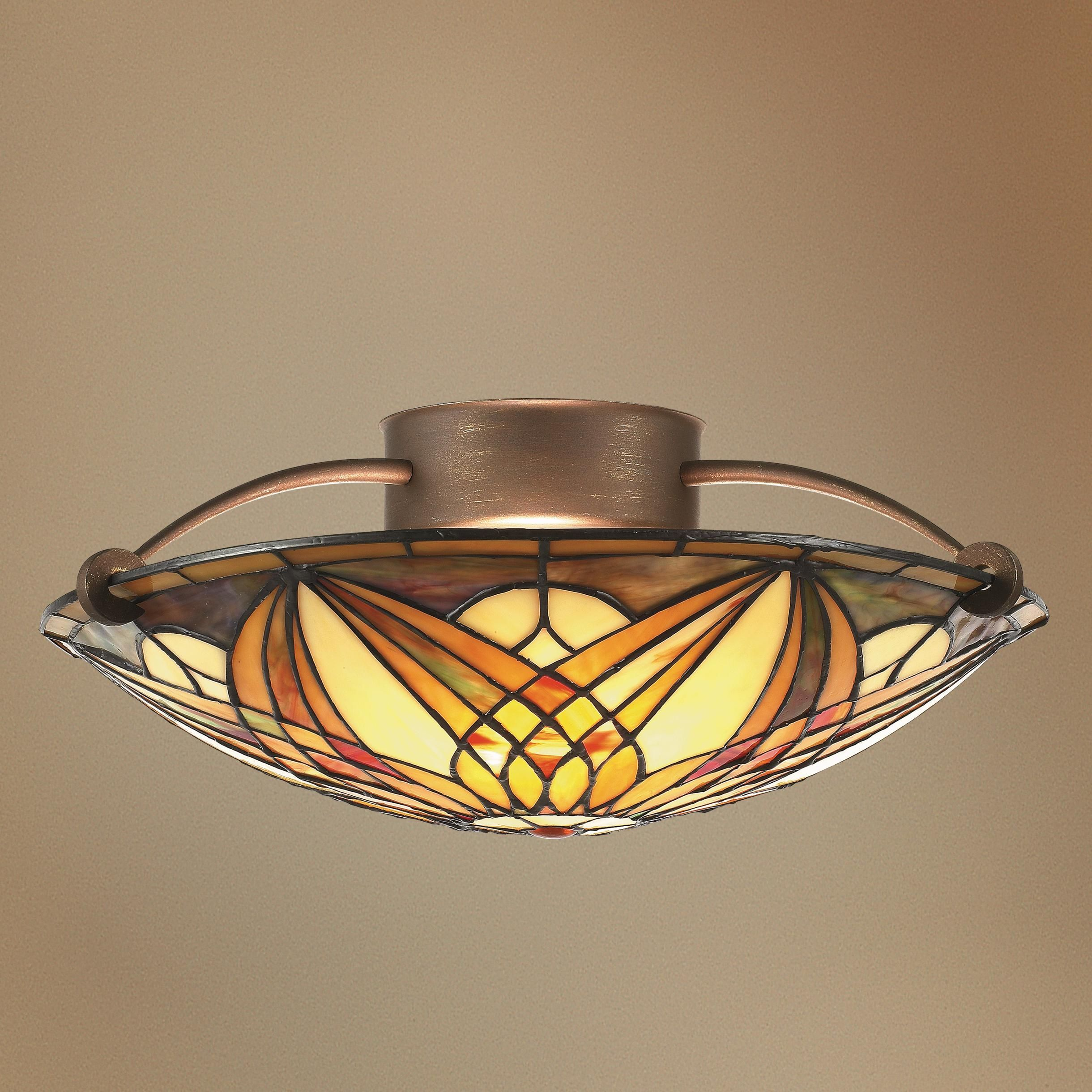 Lamps Plus Tiffany Style Lamps