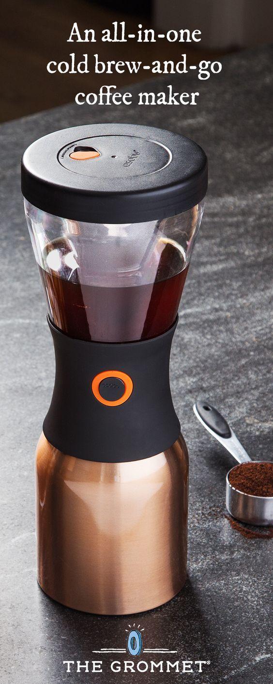 Asobu: Portable Cold Brew Coffee Maker | Camping coffee maker, Cold brew coffee maker, Coffee ...