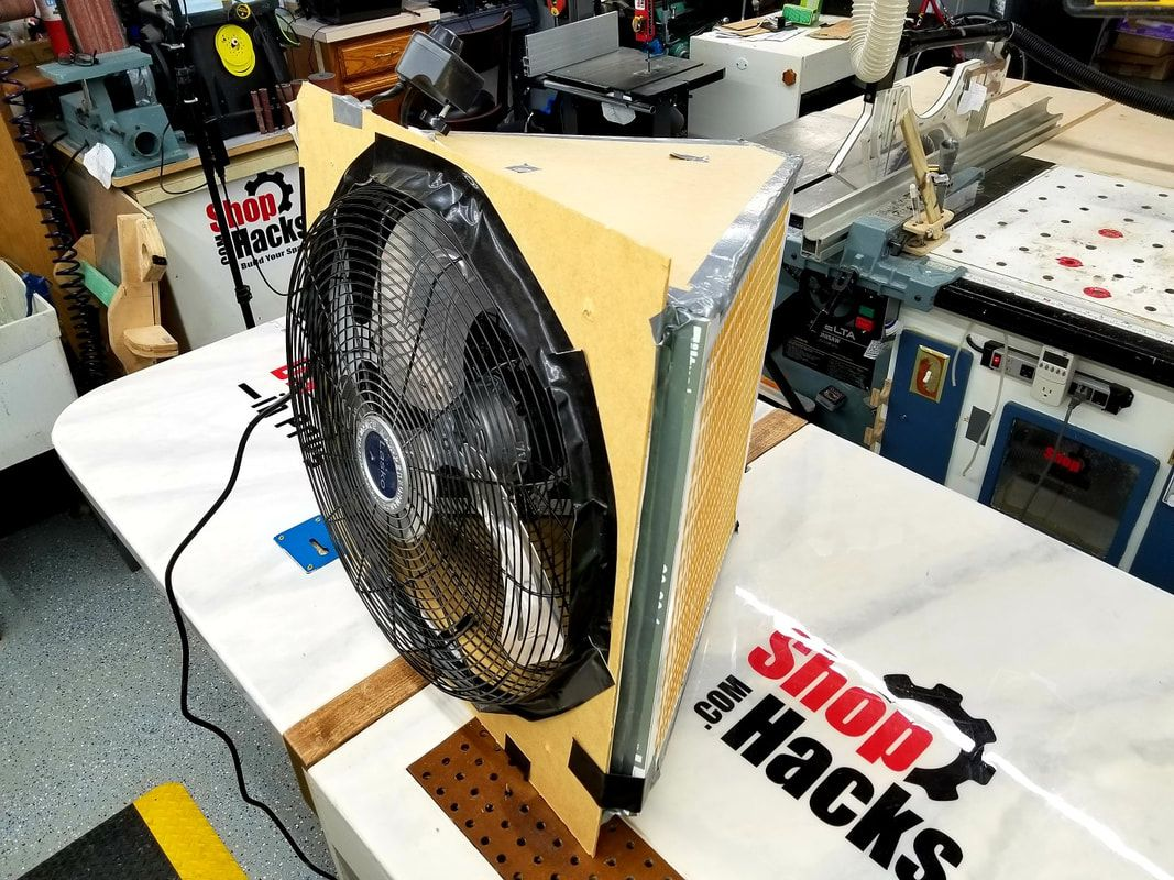 Air Filtration System Performance Shootout