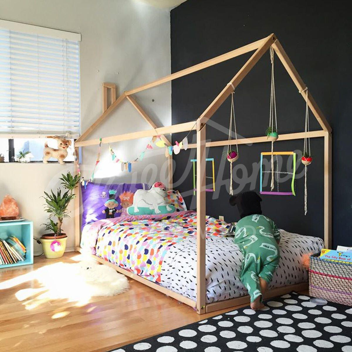 House Bed Frame Uk Toddler Bed House Bed Children Bed Wooden House Tent Bed Wood