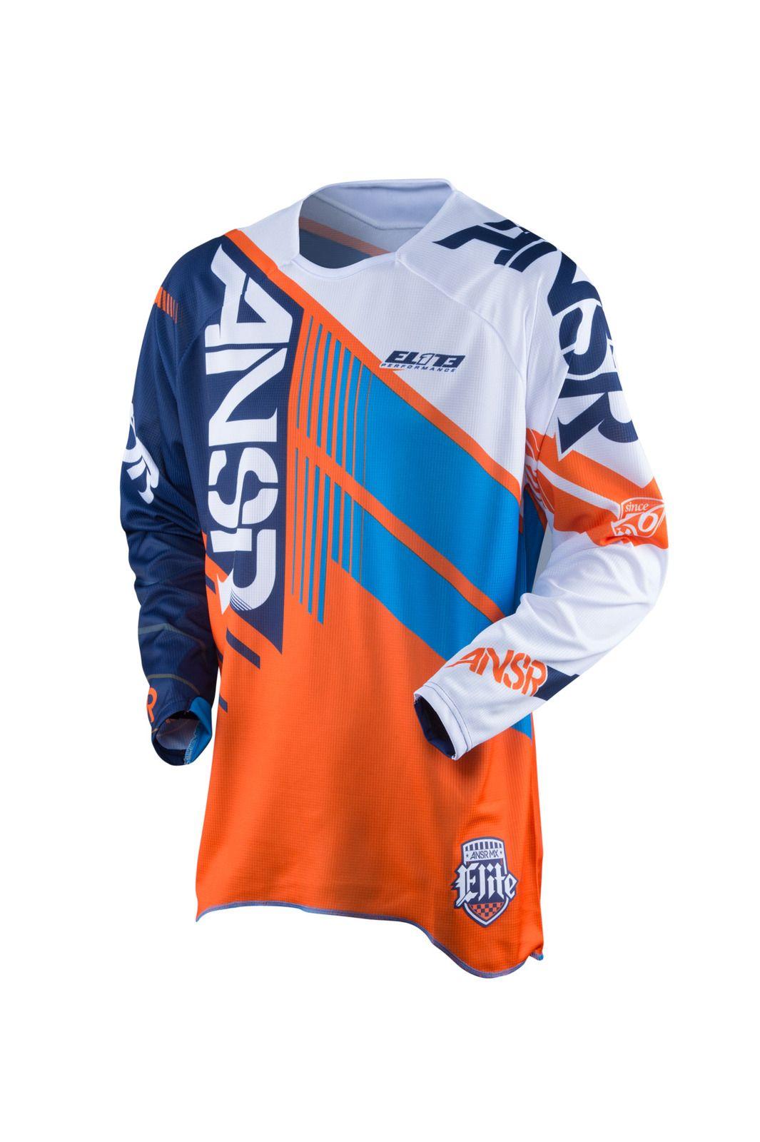 Download Answer 2016 Elite Orange Cyan White Jersey White Jersey Sport Outfits Elite
