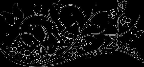 Flores Tribal Png Dibujos De Enredaderas Con Flores Png Download Transparent Png Image Flower Painting Painting Tribal Design