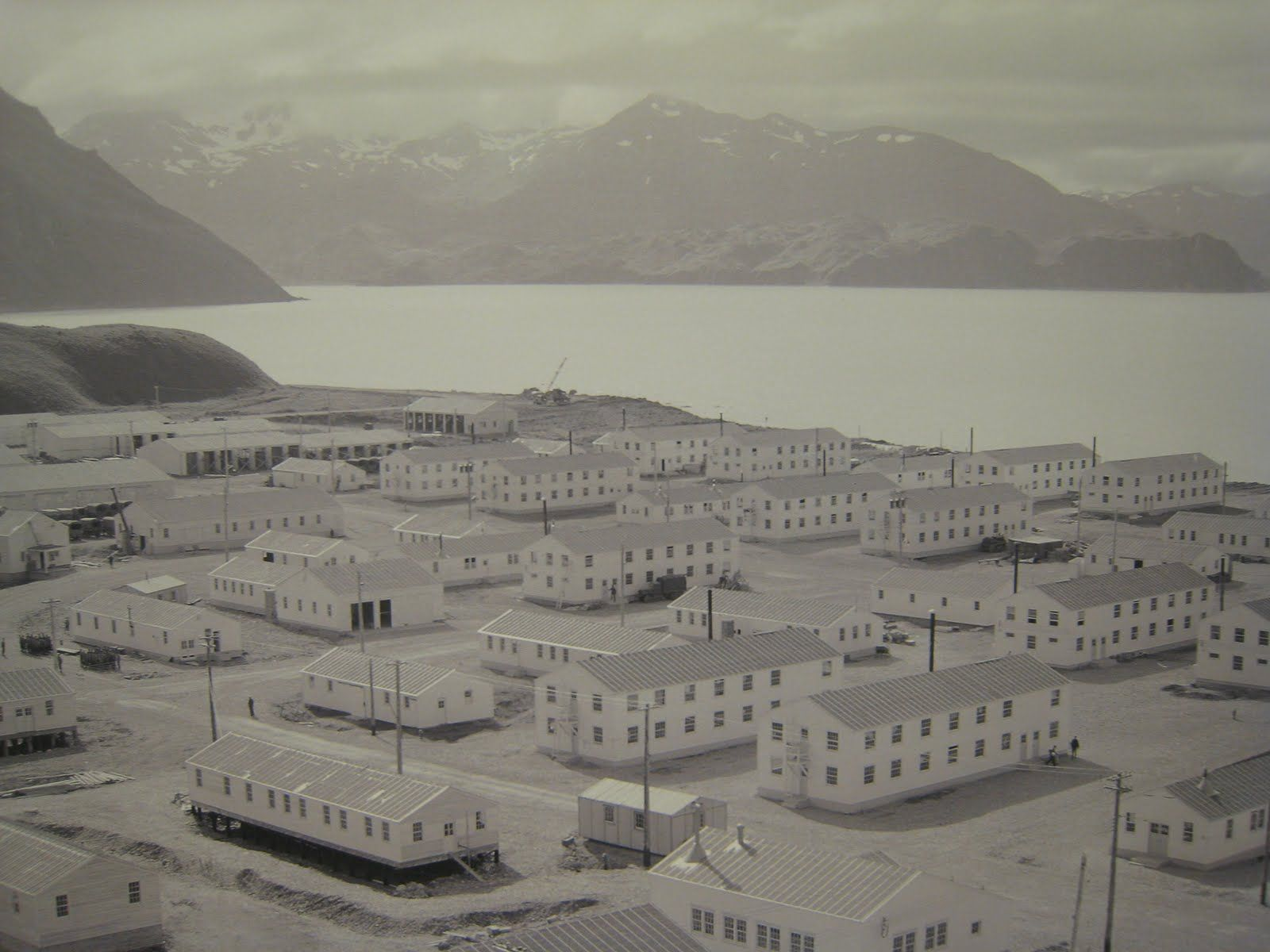 Grand aleutian hotel in dutch harbor - Aleutian Adventure World War Ii In Dutch Harbor
