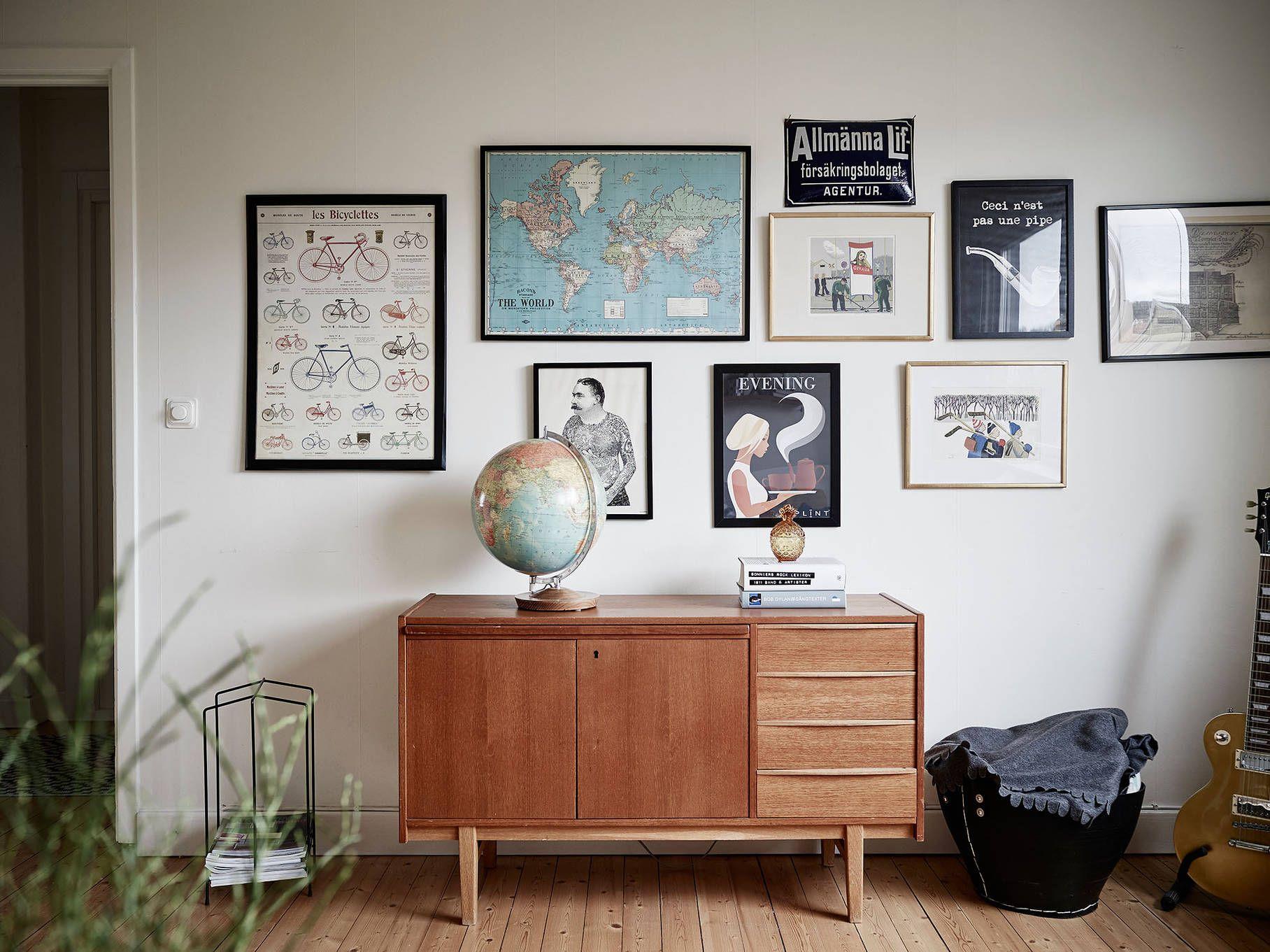 art wall Ideas for the House Pinterest
