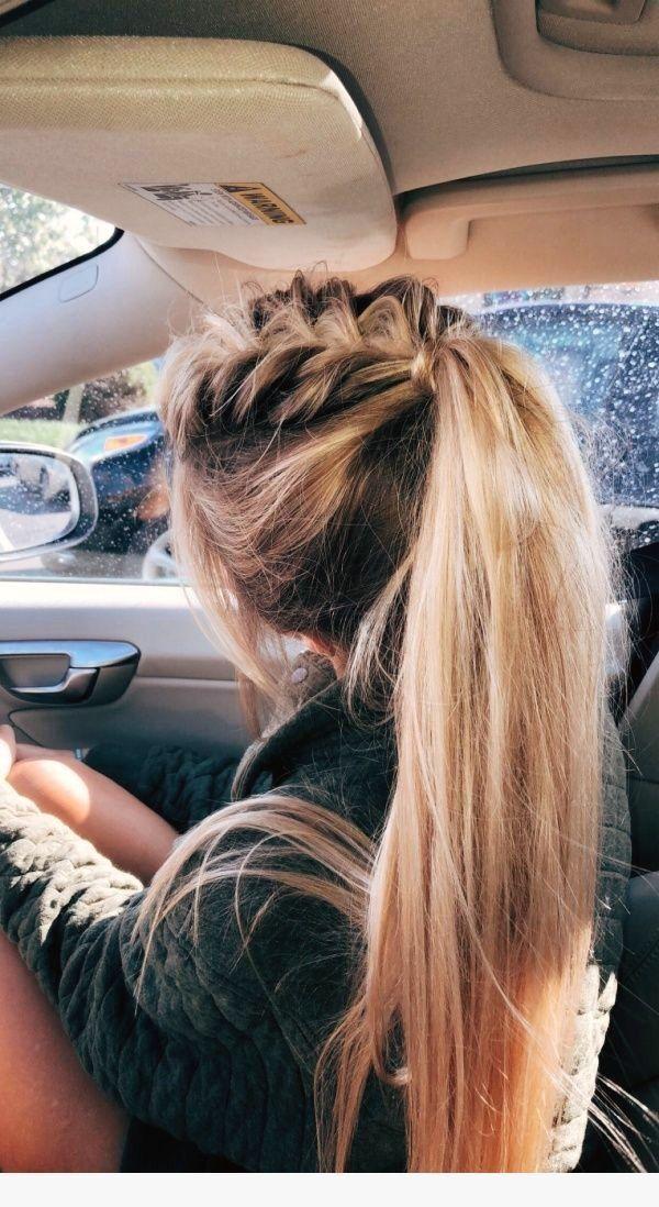 Photo of Bellissime 100 idee di capelli per il 2019 – nail art – il mio blog