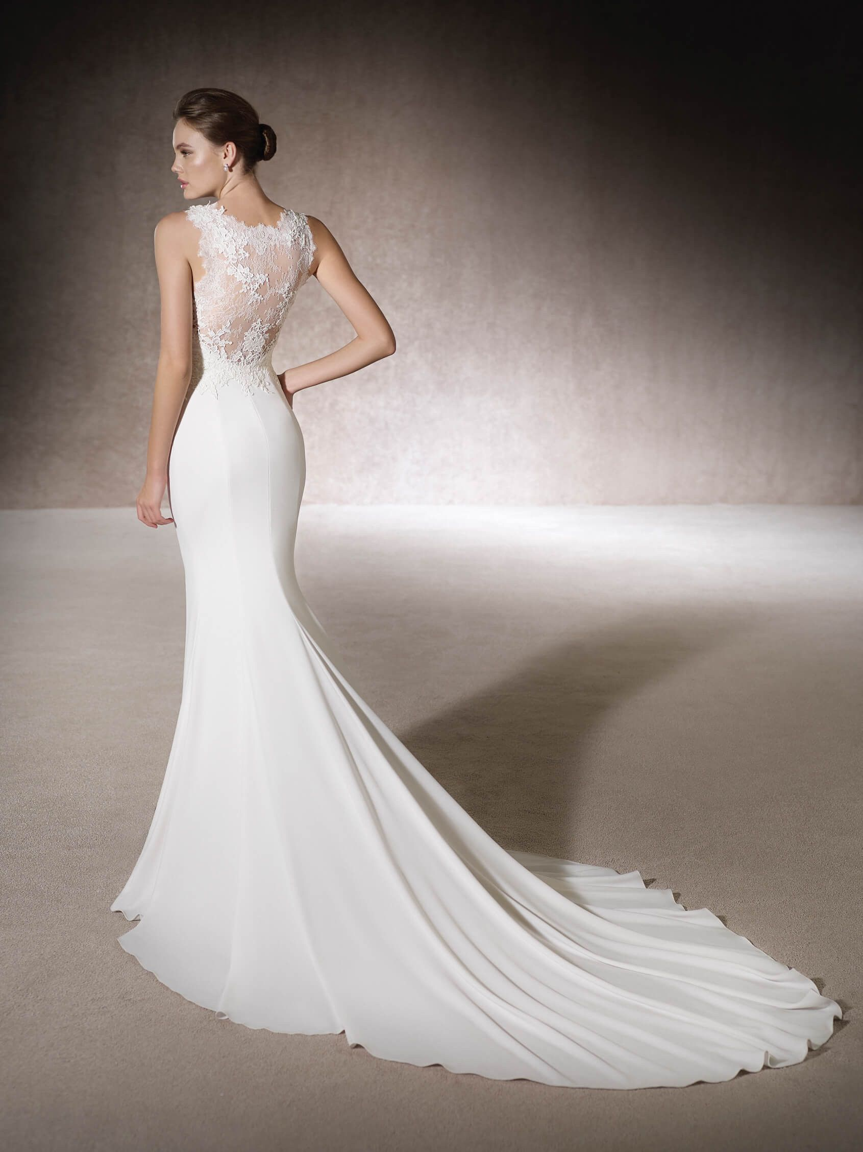 Mermaid wedding dress mariel wedding dress pinterest mermaid
