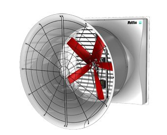 Vostermans Ventilation Multifan