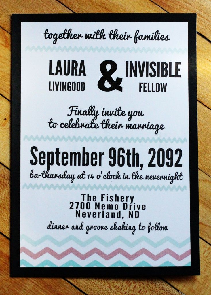 My Wedding Chat » Blog Archive Free printable wedding invitations ...