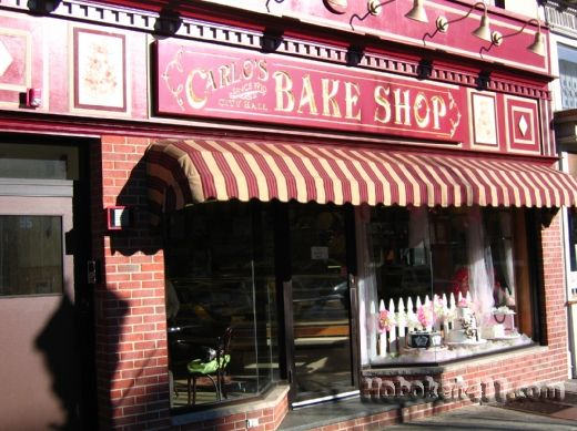 Carlos Bake Shop The Cake Boss Carlos Bakery Food Tours Carlos Bakery Hoboken