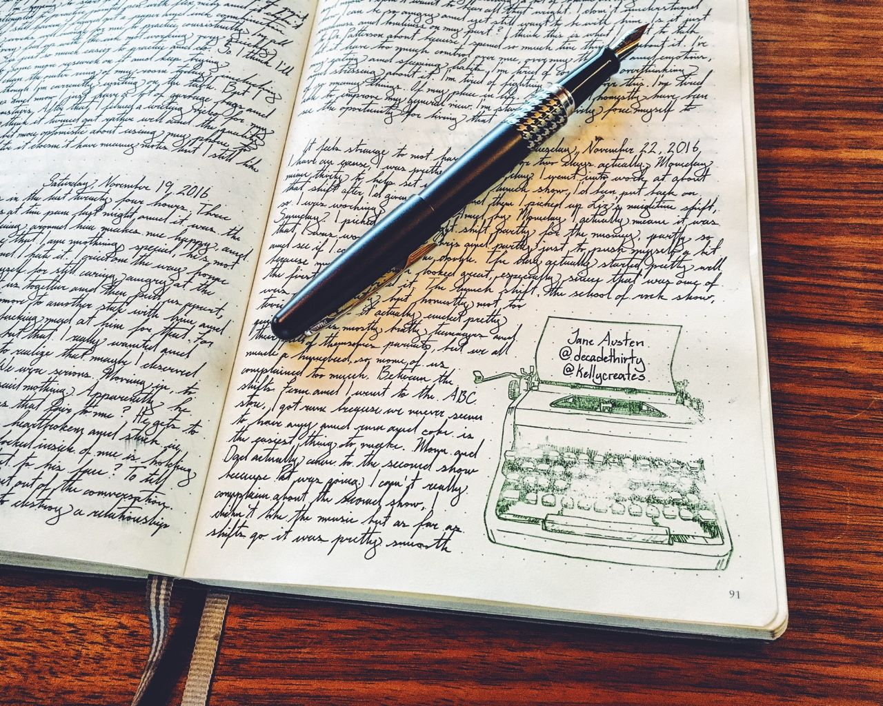 journaling junkie | tumblr | writing aesthetics | pinterest