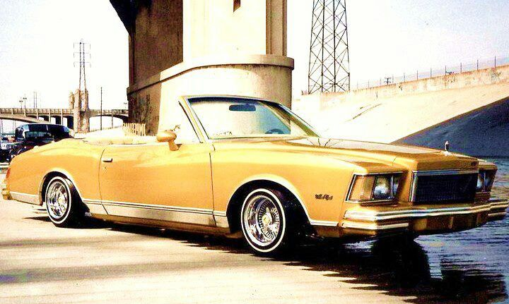 1979 Chevy Monte Carlo My First Car With My Tru Spokes American Dream Cars Lowrider Cars Chevy Monte Carlo