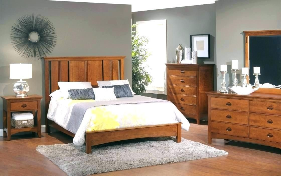 Furniture For Gray Walls Bedroom Ideas Grey Walls Oak Furniture Grey Walls Natural Oak Flooring Oak Bedroom Furniture Modern Bedroom Interior Wood Bedroom Sets