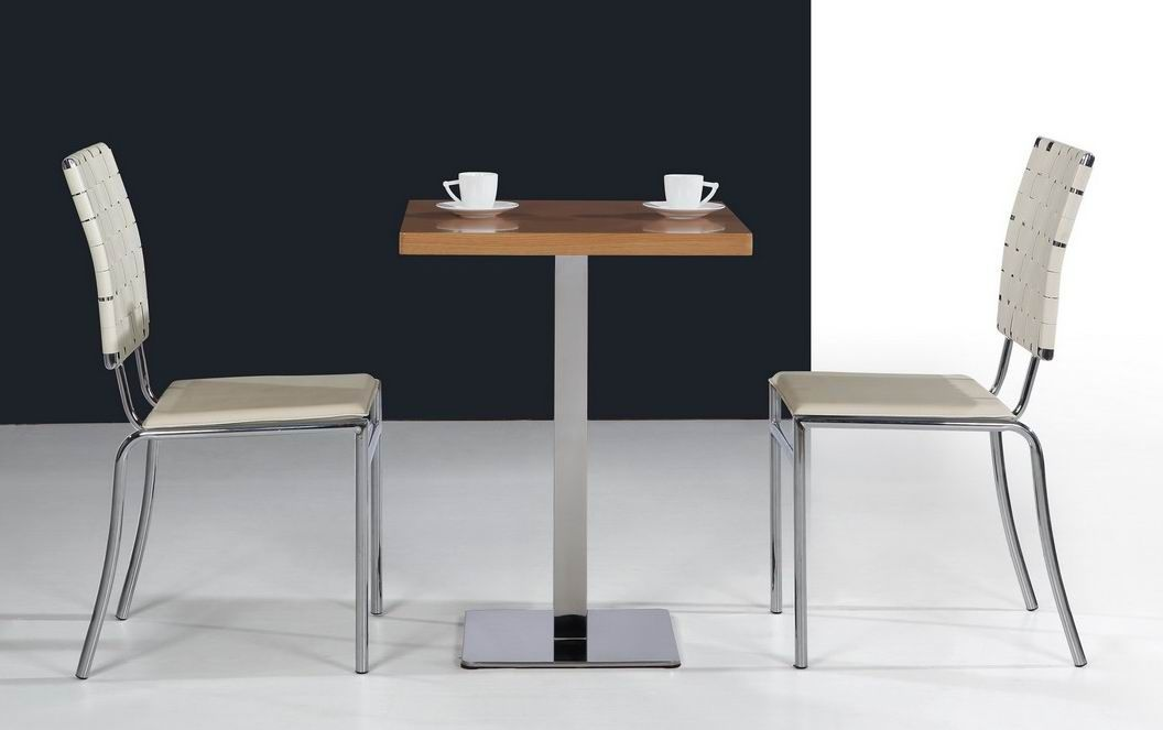 China Mdf Steel Restaurant Dining Table Sa A With Pretentious Concept