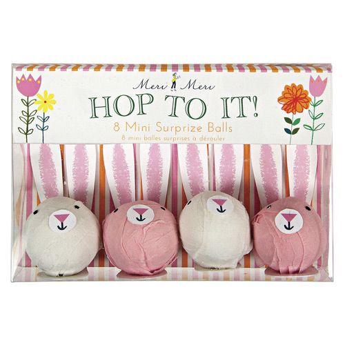 Bunny Surprise Balls Easter Goodies Easter Breaks
