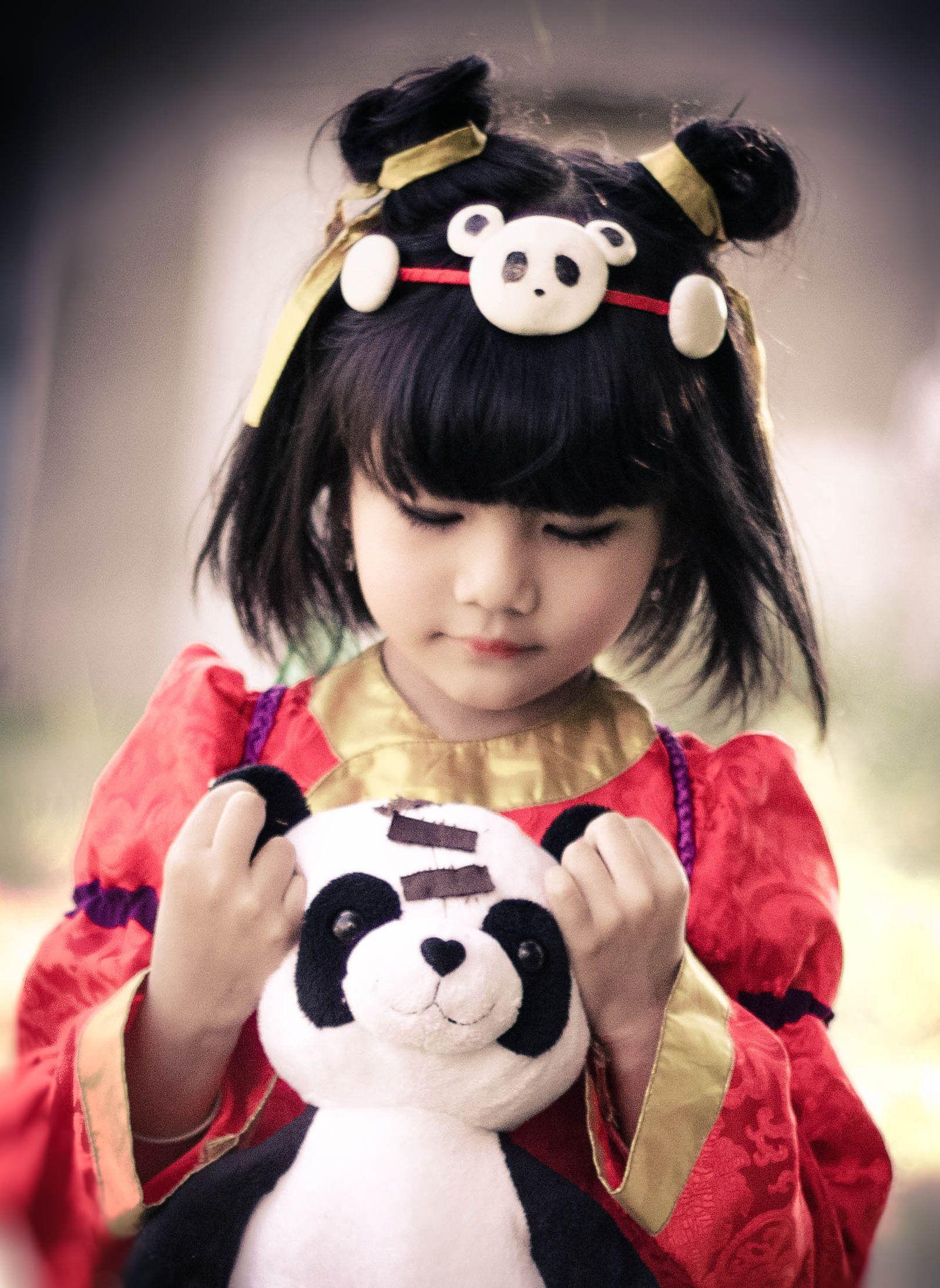 League of legends panda annie