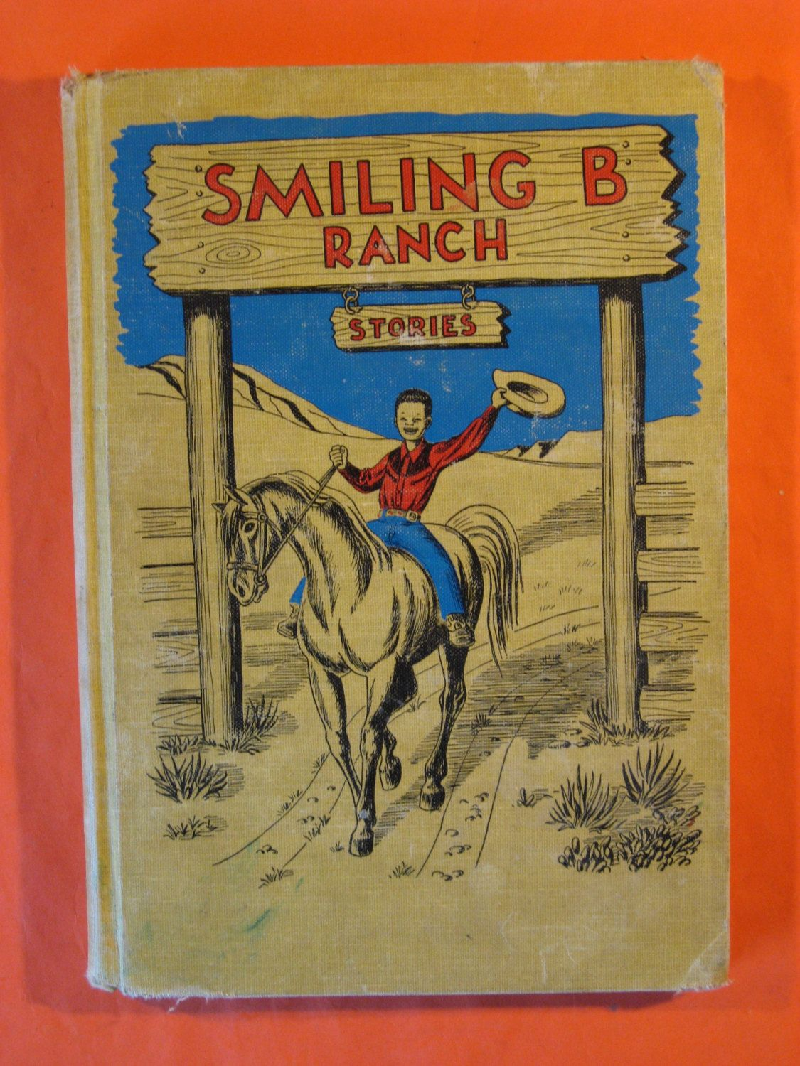 Smiling B Ranch Stories by Inas Ziegler by Pistilbooks on Etsy