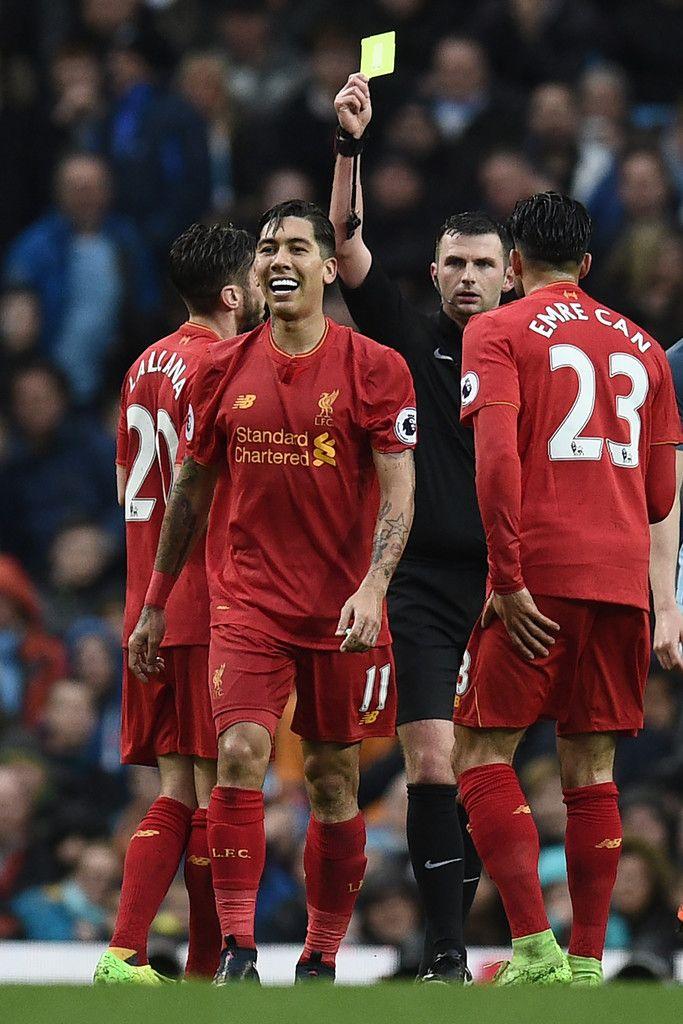 Manchester City v Liverpool Sunday 19th March 2017 Match ...