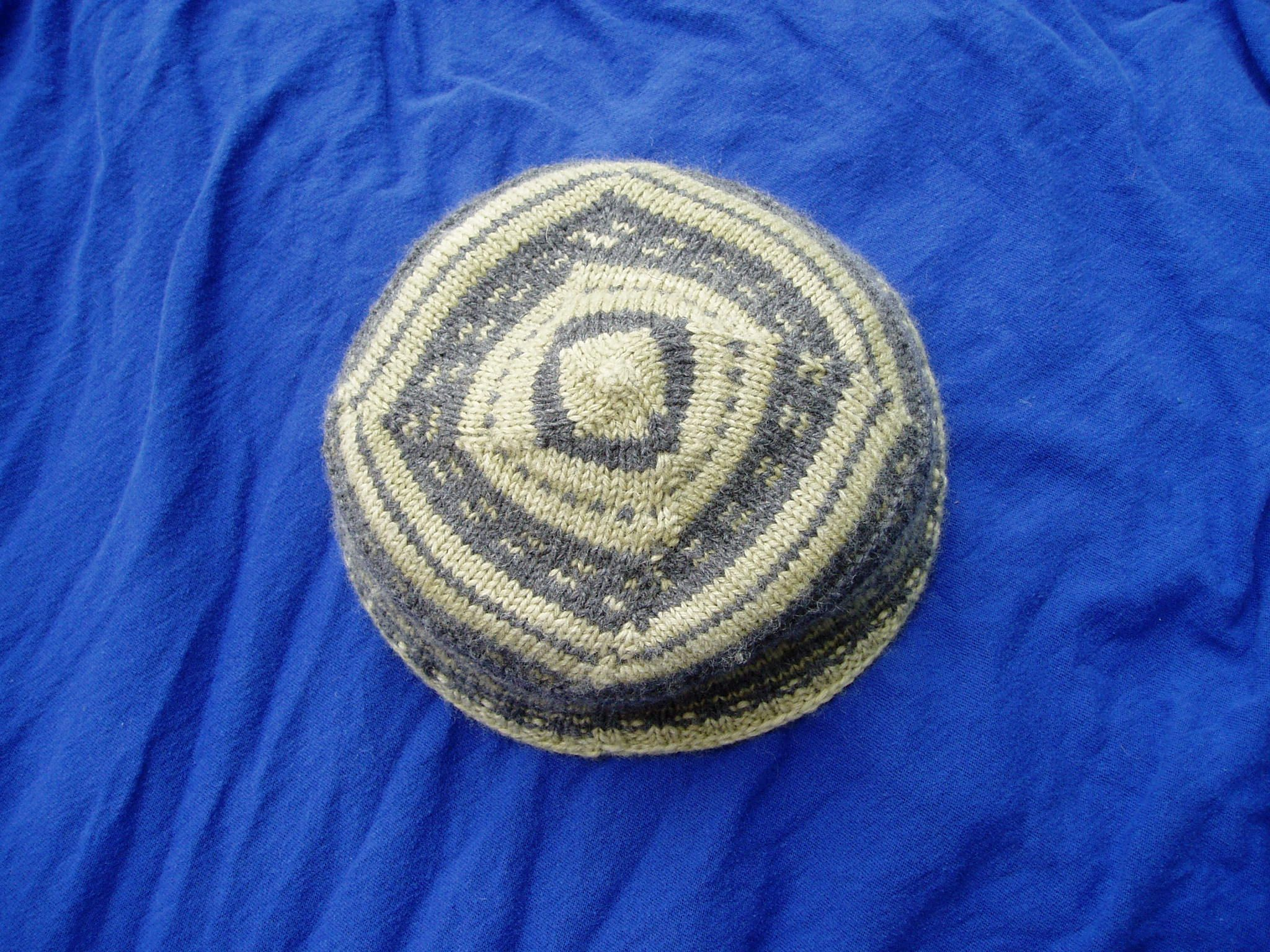yarmulke pattern | knitting | Pinterest | Patterns and Crochet