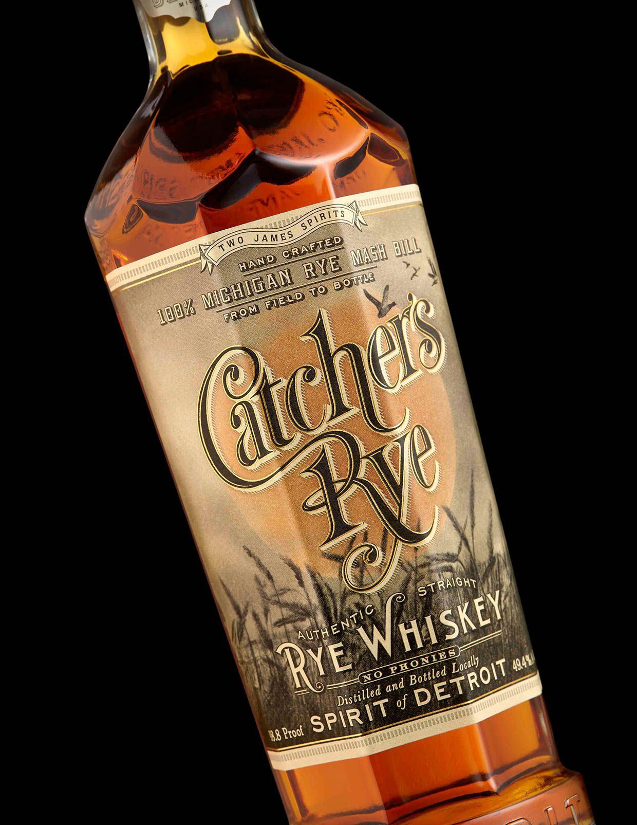 catcher in the rye alcohol