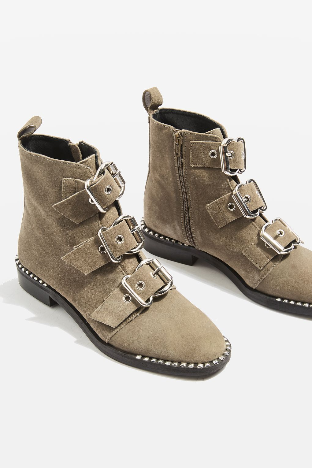 ba5b83338946 ALFIE Buckle Ankle Boots | Ankle Boots | Buckle boots, Buckle ankle ...