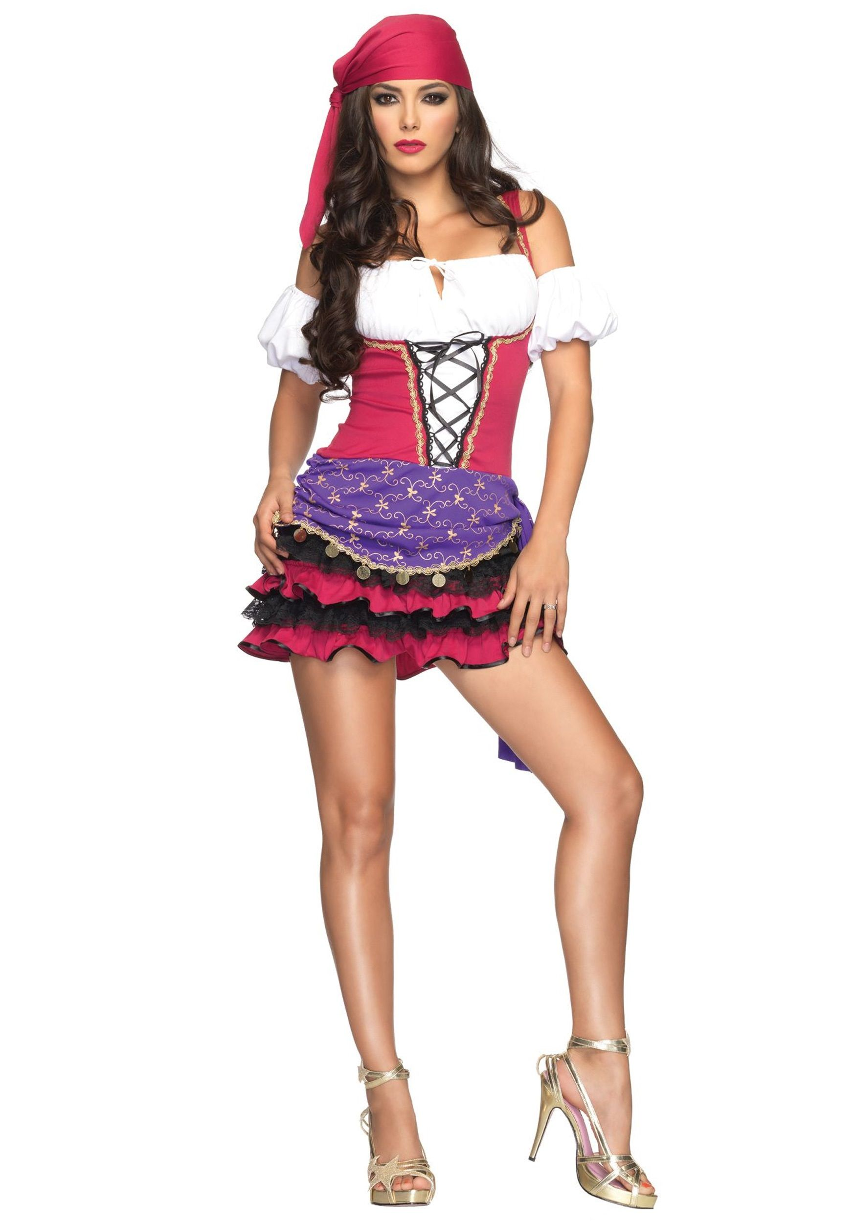 gypsy Costumes for Women   Home Halloween Costume Ideas Gypsy ...