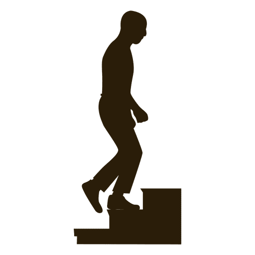 Man Climbing Stairs Silhouette Sequence Ad Sponsored Aff Climbing Sequence Silhouette Man Silhouette Graphic Image Graphic Resources