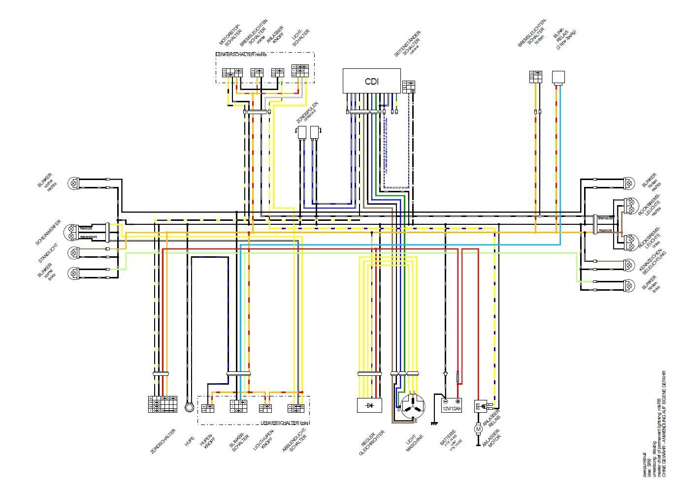 Nett Schaltplan 1993 Dr 350 Ideen - Die Besten Elektrischen ...