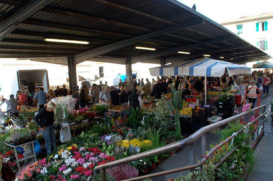 Mercato di Sant' Ambrogio - Florence Italy