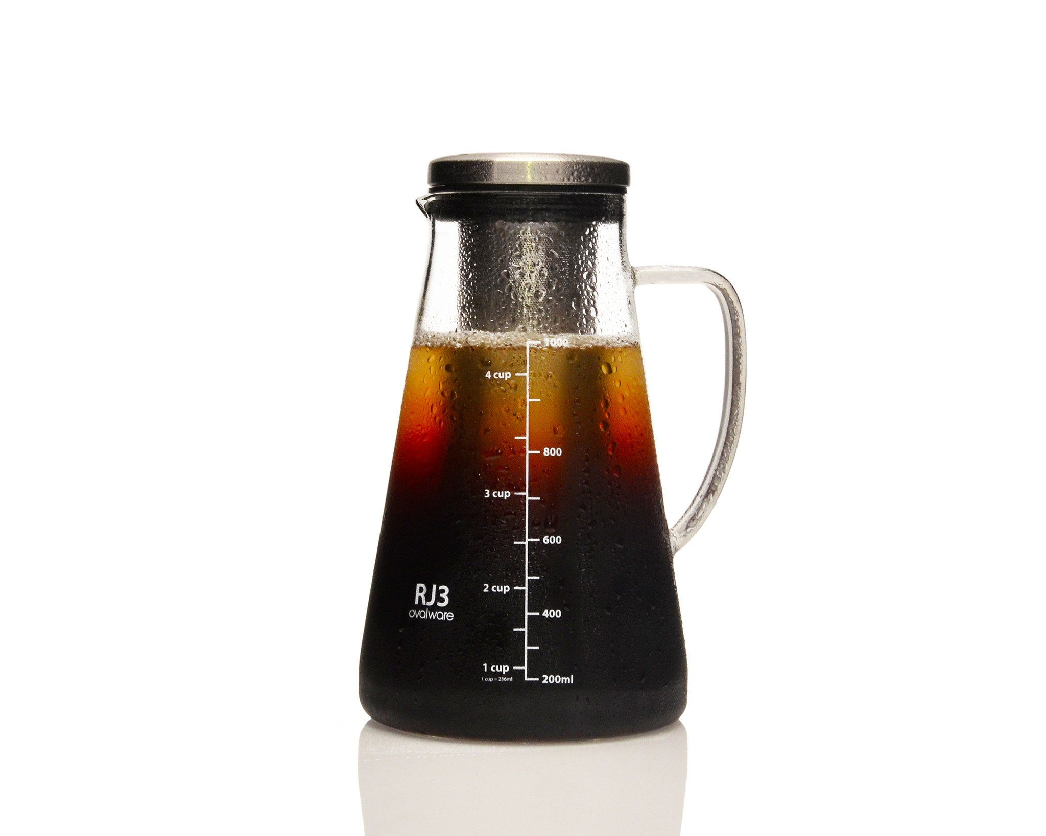RJ3 1.0L Cold Brew Maker Cold brew iced coffee, Iced