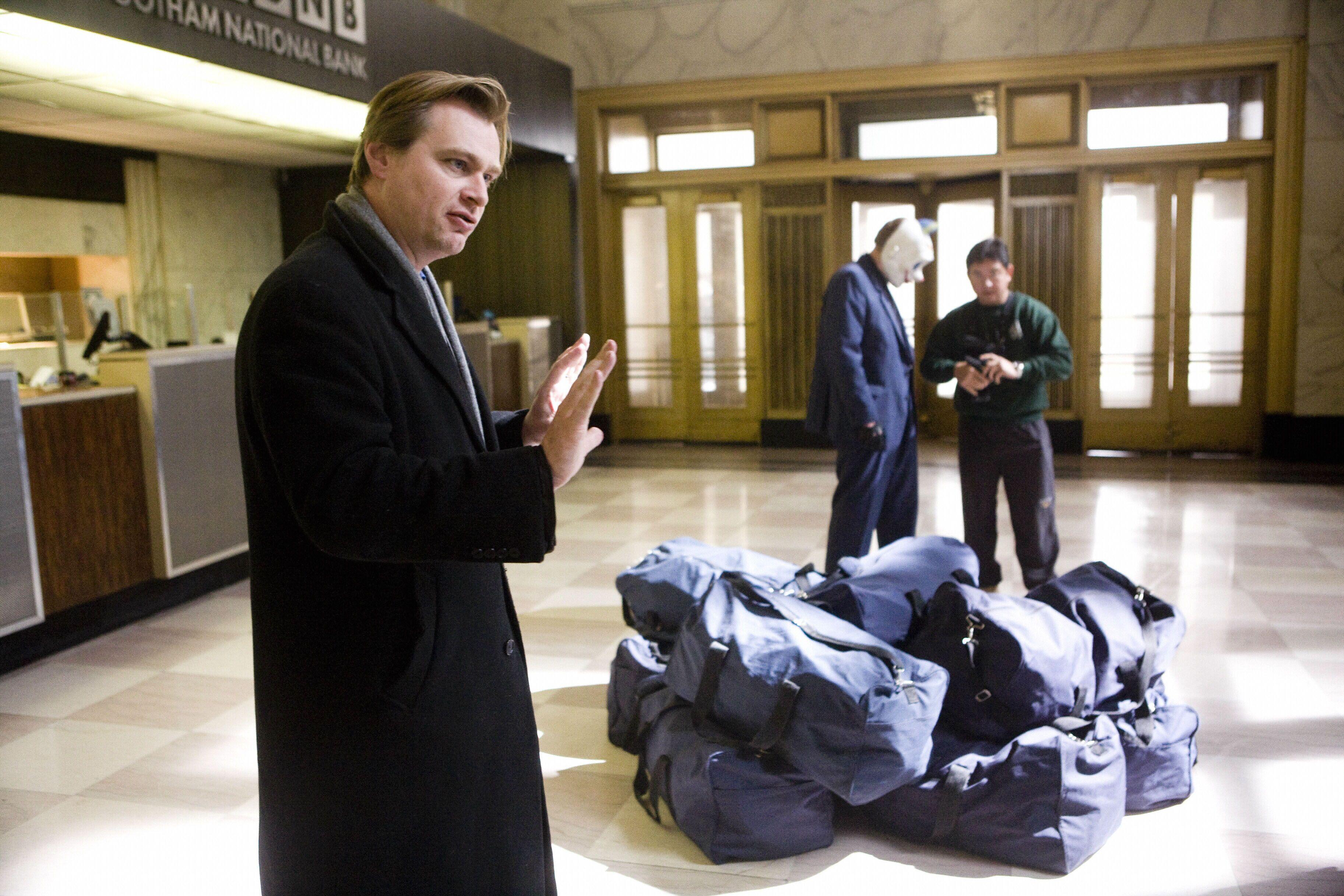 Christopher Nolan Denies Anti Stinger Claims Christopher Nolan