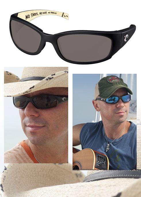0b3fc8818a83b Kenny Chesney - Costa Del Mar Costa Sunglasses