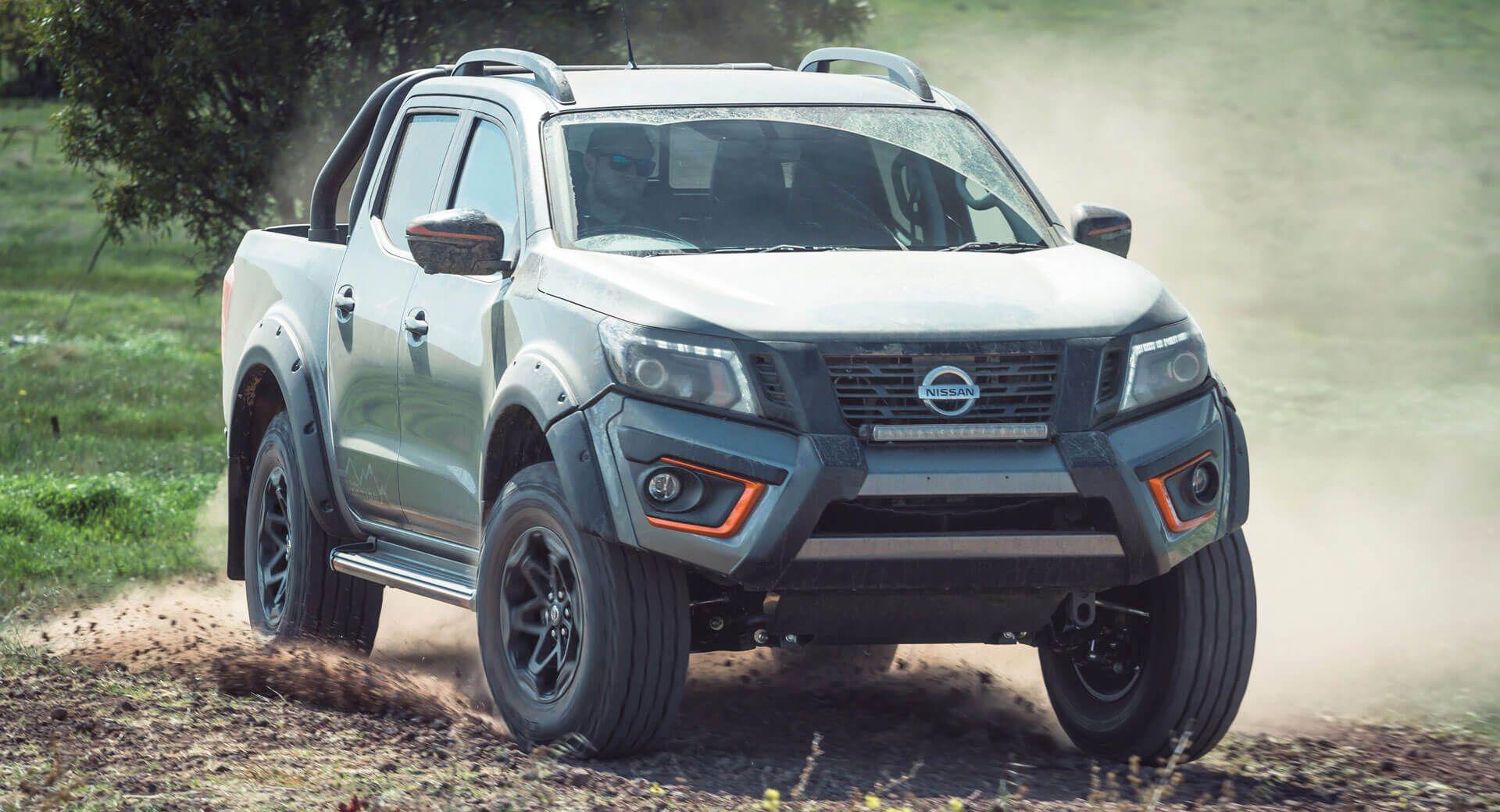 Australia, This Is Your 2020 Nissan Navara NTrek Warrior