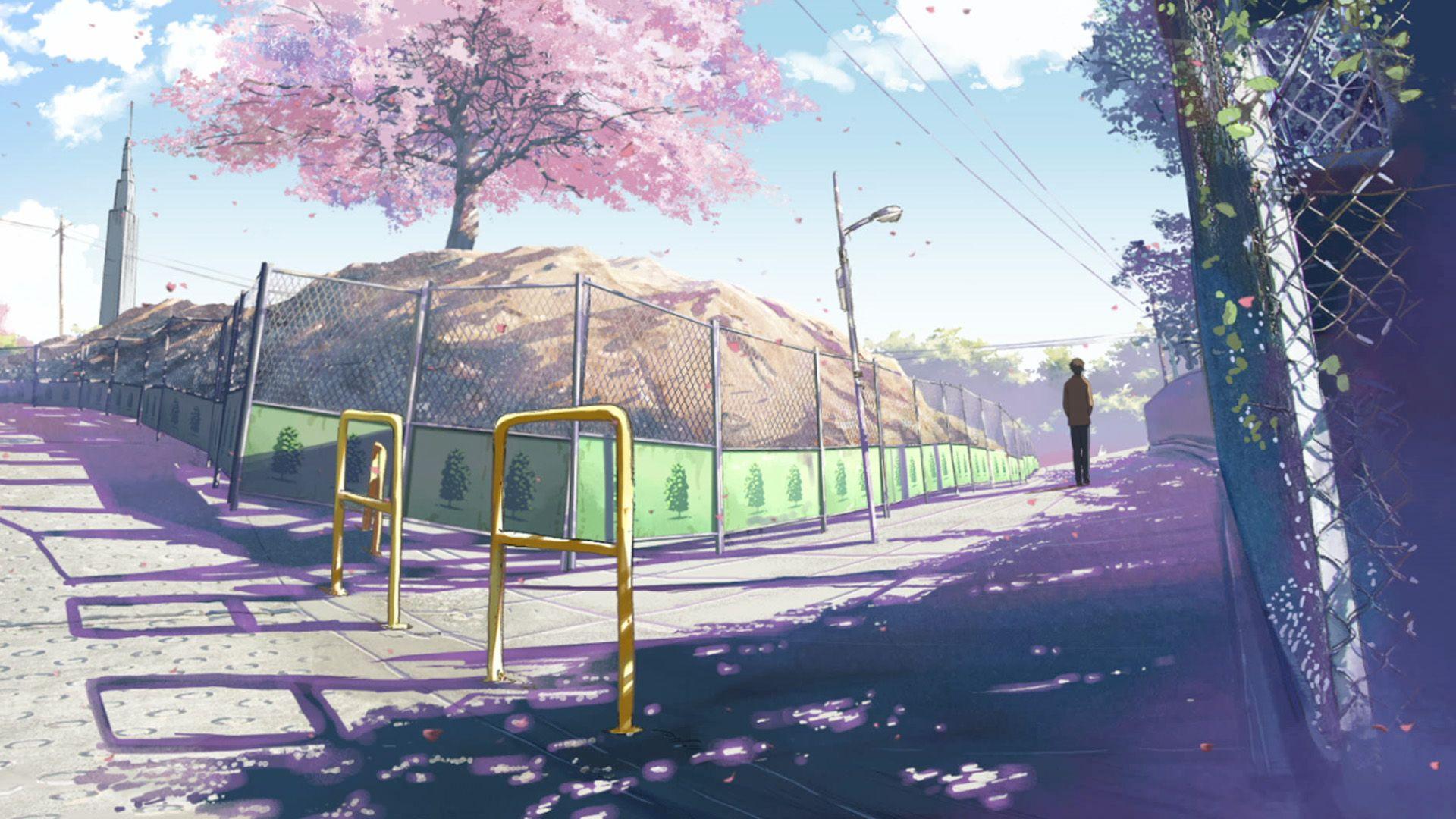 5 anime wallpapers per second | animation | Japon paysage, Film animation japonais et Fond ecran ...