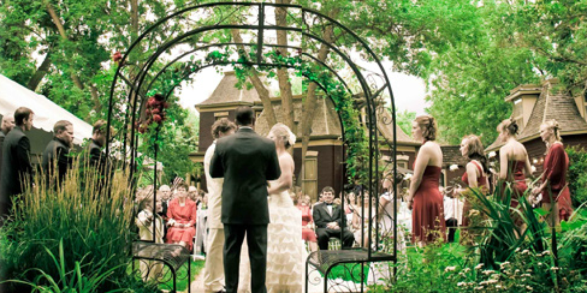 McCreery House Weddings