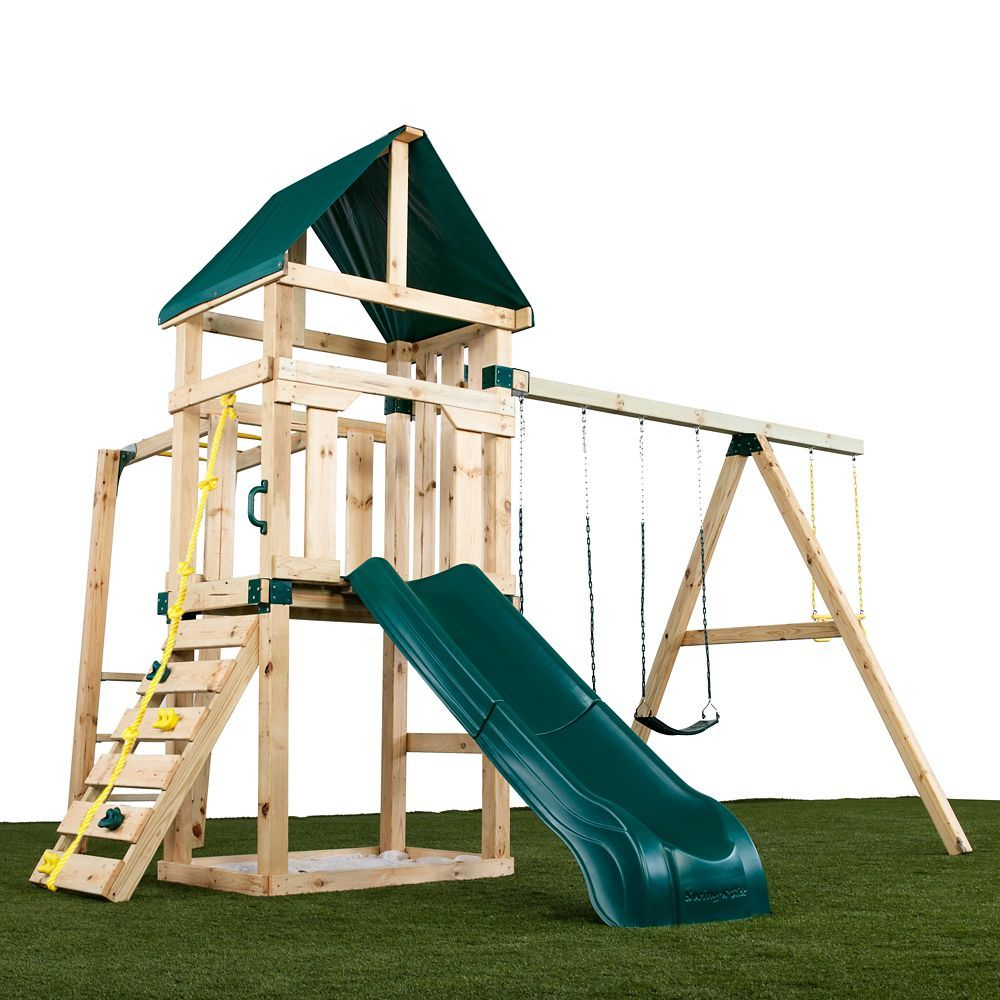 Hawk\'s Nest Playset | Ideas for the grand-child(ren) | Pinterest ...