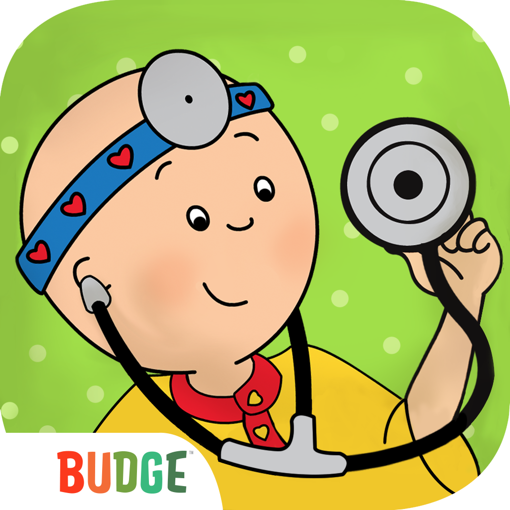 Caillou Check Up Kids App Designed For Toddlers This App Will - Height checking app