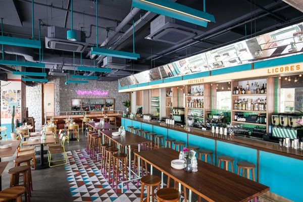 Super Loco brings the festive dining culture of Mexico City to