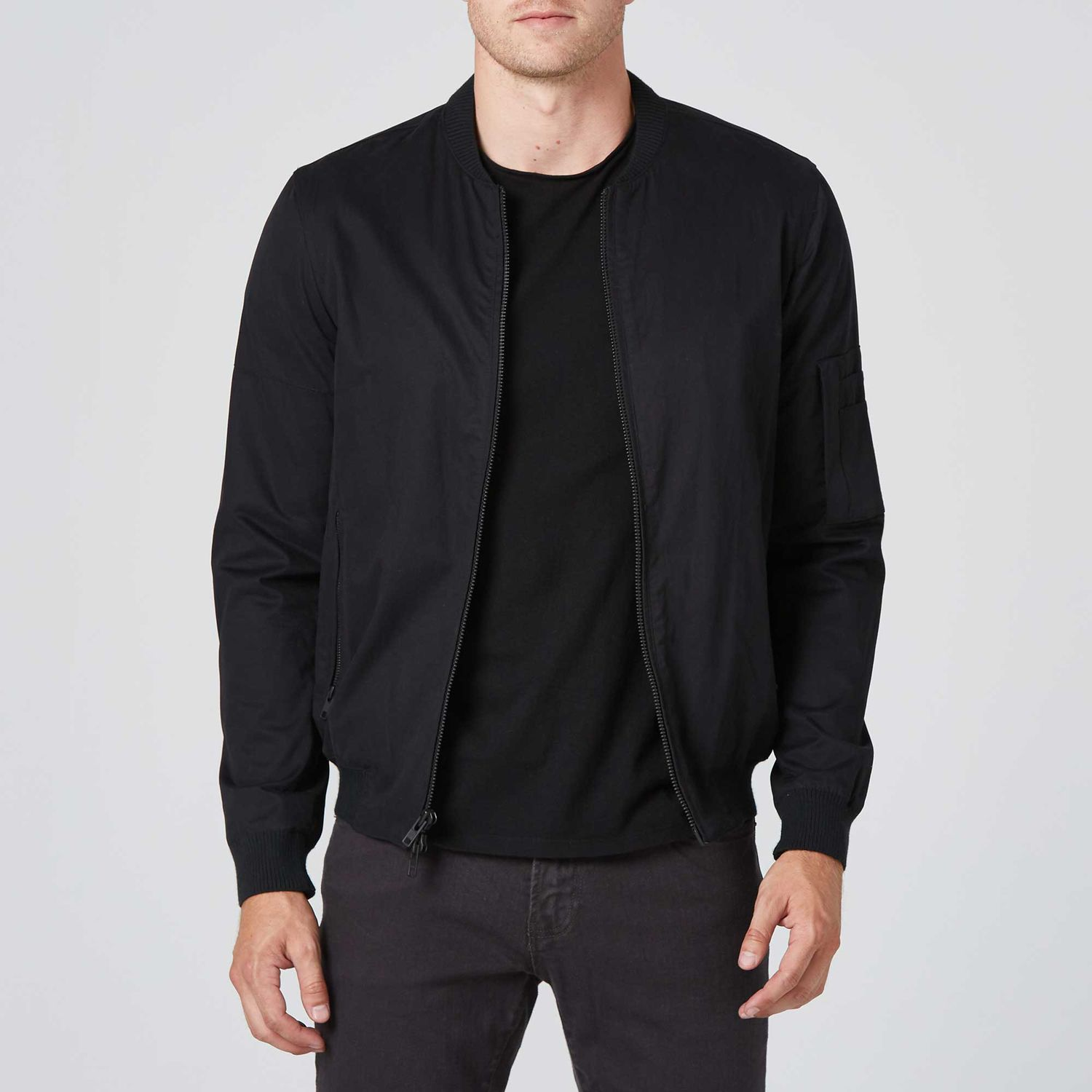 Bomber jacket for men cool fashion trend for everyday