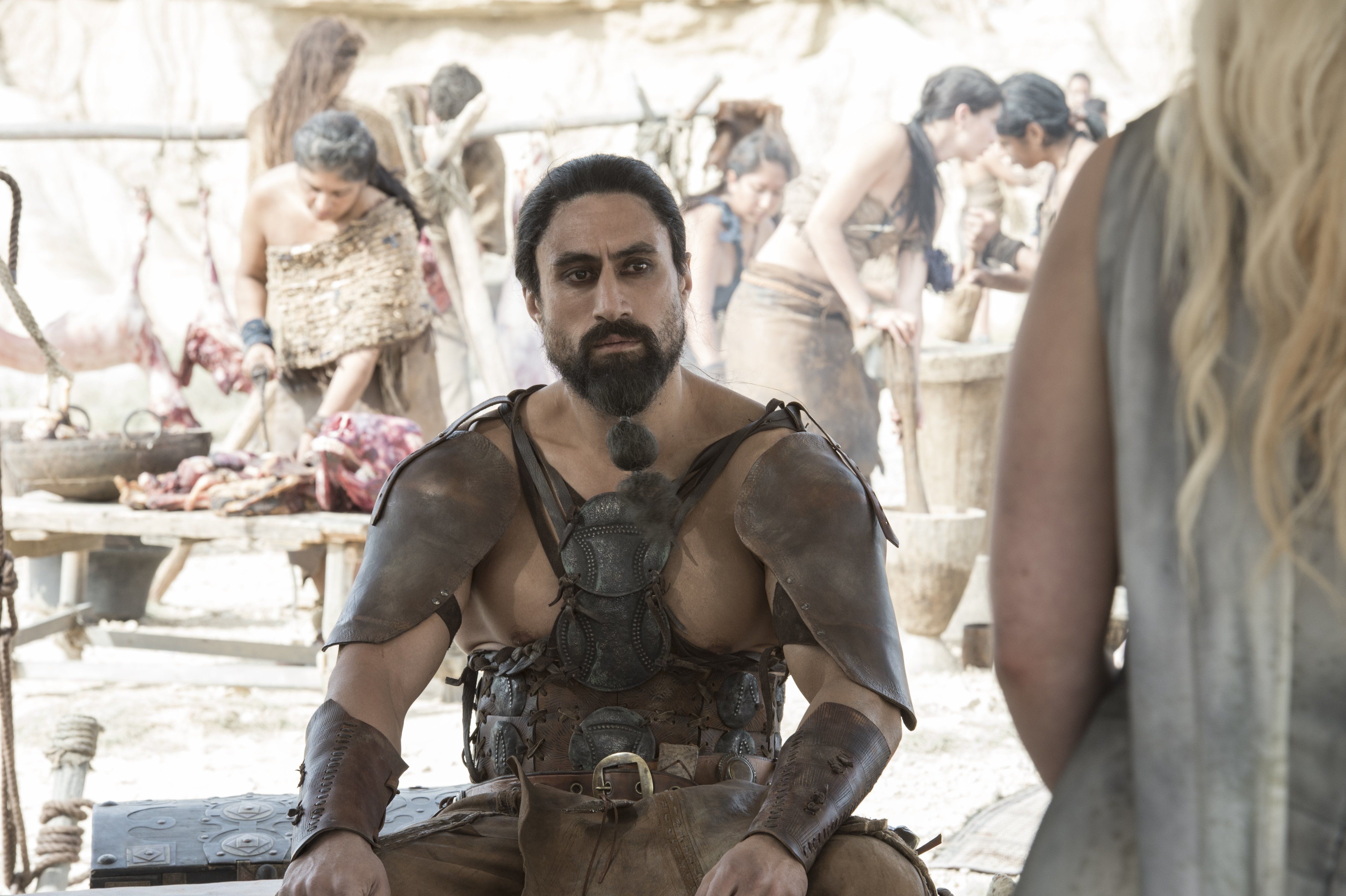 Season 6 Episode 1 Still Game of thrones images, Khal