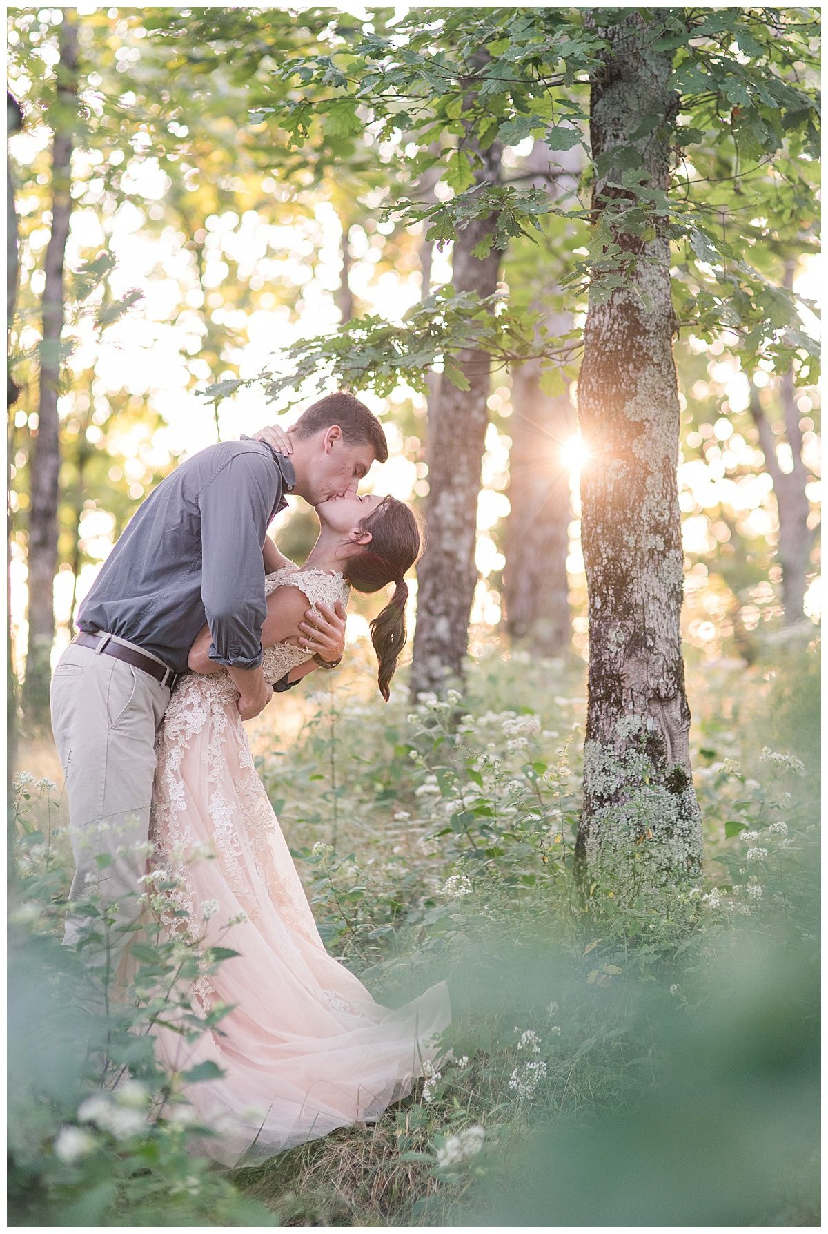 Elopement Photography in Northern Mountains (With