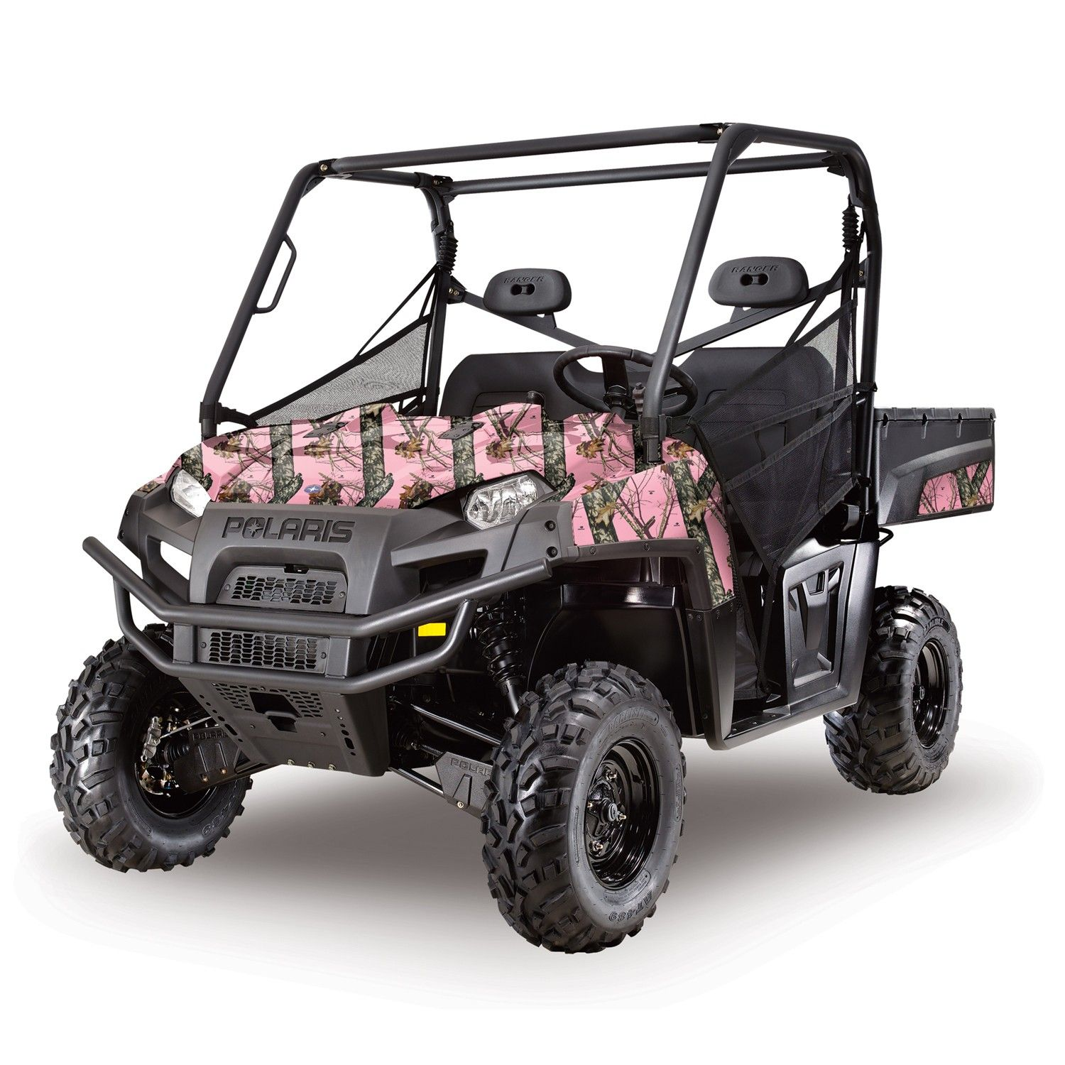 Pink Camo Utv Mossy Oak 174 Camo Utv Side By Side Wrap