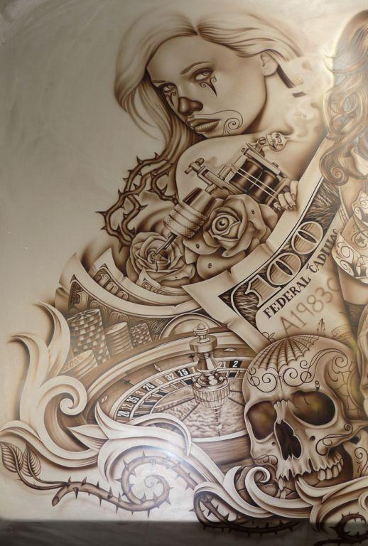 Www Layitlow Com Chicano Tattoos Chicano Art Prison Art