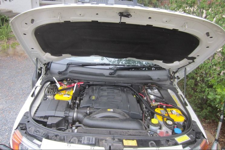 Image Result For Dual Battery For Lr3 Outdoor Bed Outdoor Decor Land Rover