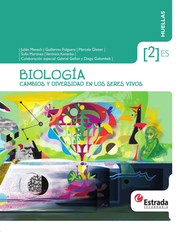 Biología 2 Es Serie Huellas Biologia 2 Biología Libro De Biologia