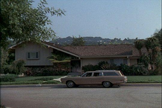The brady bunch house burbank california