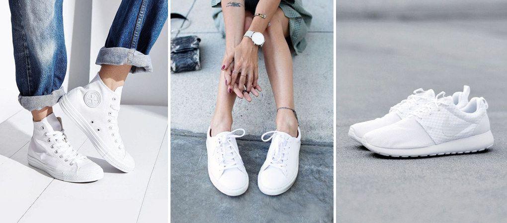 Weisse Turnschuhe Reinigen Mit Diesen 4 Genialen Tricks Sehen Eure Sneaker Wieder Aus Wie Neu Weisse Turnschuhe Weisse Schuhe Reinigen Und Turnschuhe